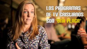 """Periodista de Brasil llama """"Plagas"""" a los Programas Cristianos de TV PorYangLYNDA30"""