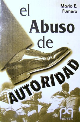 ABUSO DE AUTORIDAD