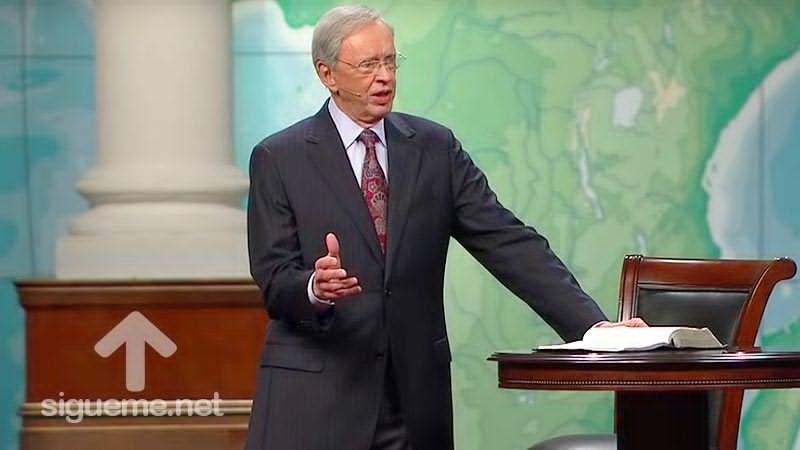 Cómo resolver problemas con oración II por Dr. Charles Stanley de en contacto.org(audio)