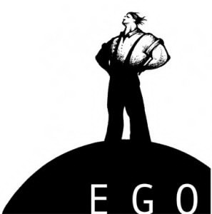 """""""El ego y el orgullo"""" por EnriqueMonterrosa"""