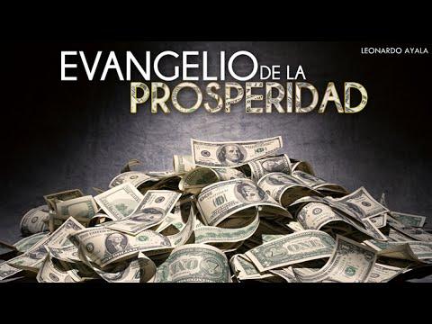 """El """"evangelio"""" de la prosperidad no es el Evangelio Por Jacobis AldanaM"""