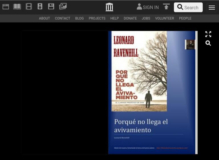 Por qué no llega el Avivamiento por Leonard Ravenhill… Lectura en línea completamentegratis!!!!!