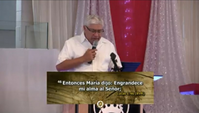 Eso No Esta en la Biblia – Ps. David Rodriguez