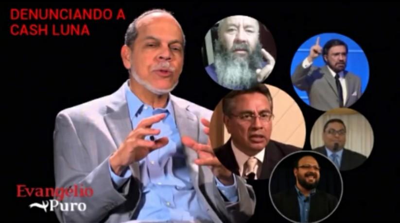 Los 6 Pastores que Denunciaron las Herejías del Pastor Cash Luna por EvangelioPuro