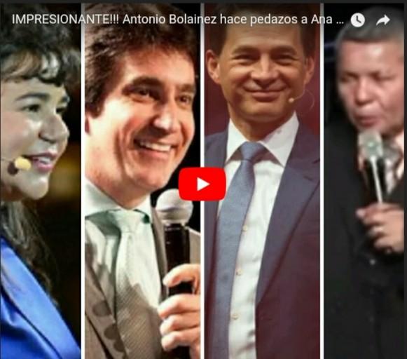 IMPRESIONANTE!!! Antonio Bolainez hace pedazos a Ana Maldonado, Cash Luna y DanteGebel