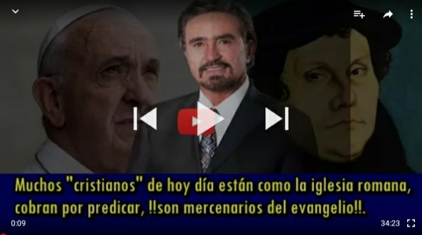 Los Cristianos Ya Estamos como los Católicos por Dr. ArmandoAlducin
