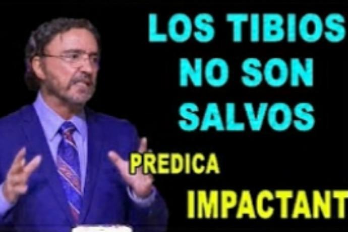 Los tibios No Son Salvos – Dr. ArmandoAlducin