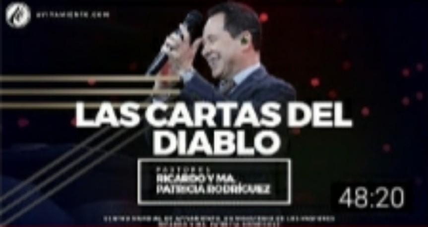 Las cartas del diablo – Ps. RicardoRodríguez