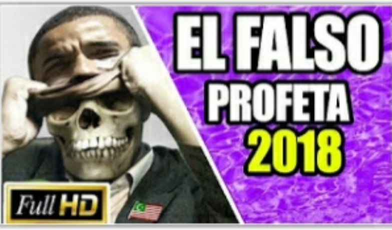 El falso profeta 2018 – Dr. ArmandoAlducin