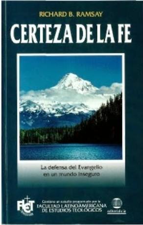 Certeza De La Fe – Richard Ramsay… Descargagratuita!!!