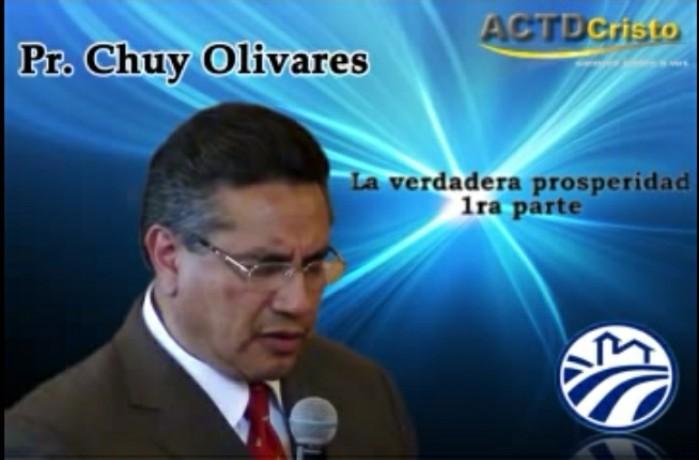 Los profetas de la prosperidad Pte.3 – Ps. ChuyOlivares