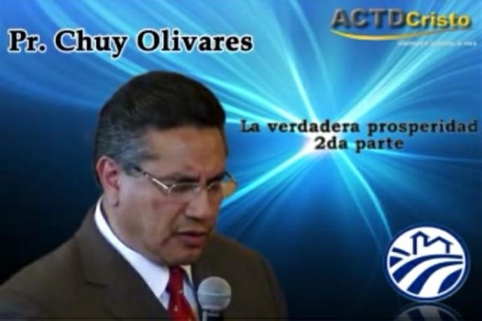 Los profetas de la prosperidad Pte.4 – Ps. Chuy Olivares. Y continuará…