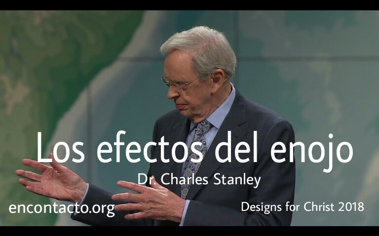 Los efectos del enojo – Dr. Charles Stanleyencontacto.org