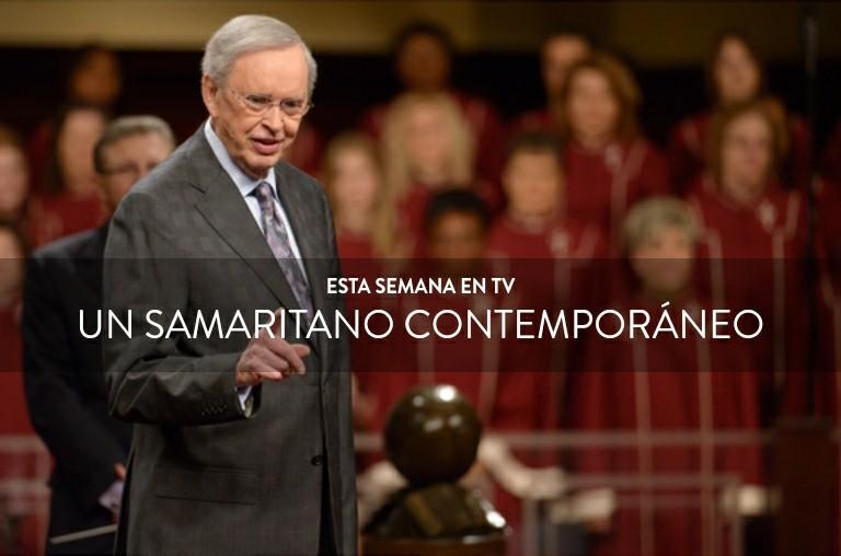 Un samaritano contemporáneo – Dr. Charles Stanleyencontacto.org