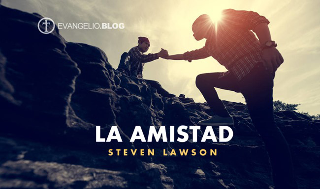 La Amistad (Job 5) Por StevenLawson
