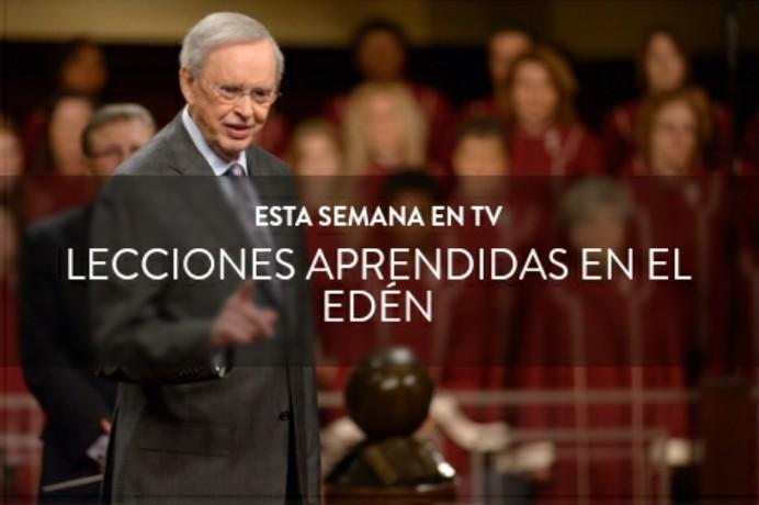 Lecciones aprendidas en el Edén por Dr. Charles Stanleyencontacto.org