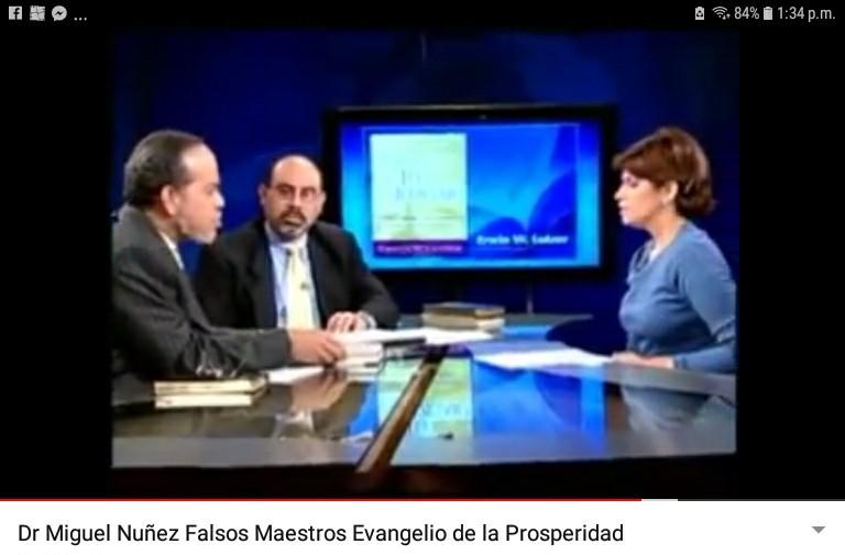 Dr. Miguel Núñez Falsos Maestros Evangelio de laProsperidad