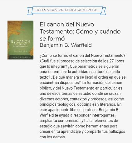 Biblioteca LOGOS nos presenta el libro del mes, con descargagratuita!!!